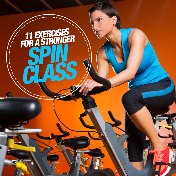 11 Exercises For any Stronger Spin Class
